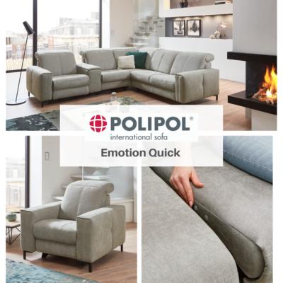 POLIPOL prezentuje nową kolekcję Quick