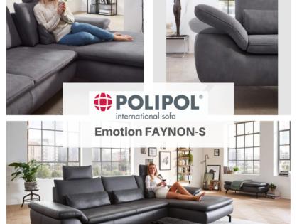 Faynon - elegancja i szyk z Polipola