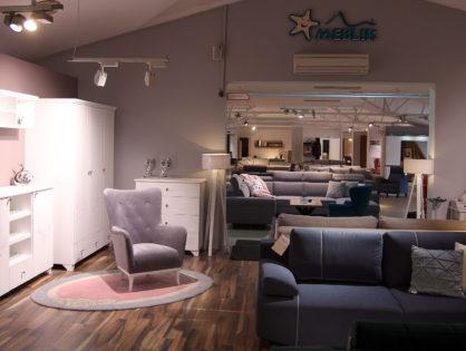 Salon Meblowy EWRO w Lesznie