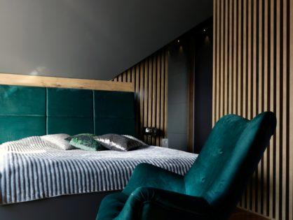 Urządzenie sypialni na poddaszu? Czy to ma sens?